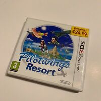 Pilotwings Resort - 2011 Nintendo 3DS Game Complete with Instructions and Case.