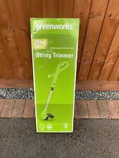 More details for greenworks 24volt strimmer g24lt