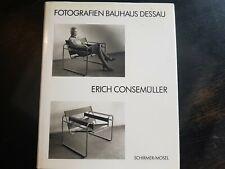 Buch, Fotografien Bauhaus Dessau, Erich Consemüller, Schirmer/Mosel