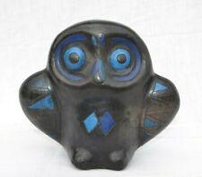 Chouette en céramique Amérique du sud