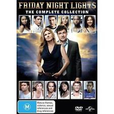 FRIDAY NIGHT LIGHTS Season 1 - 5 : NEW DVD