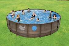 "Liner Only! 18'x48"" coleman vista pool liner Only"