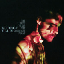 ROBERT ELLIS THE LIGHTS FROM THE CHEMICAL PLANT CD BRAND NEW