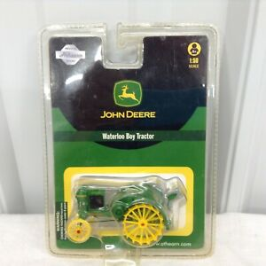 John Deere Diecast Waterloo Boy Tractor Athearn 1/50 Scale, 7752 Factory Sealed