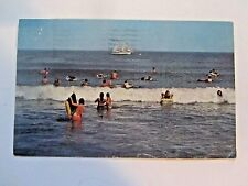 Fayetteville NC cancel, 1979 Summer at Ocean, , #C91 for West Germany address