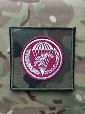 Polish army, poland  morale patch 100x100 paratrooper patch