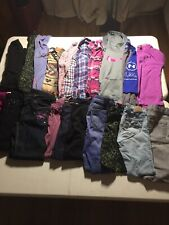 Girls Size 10-12 Clothes Lot