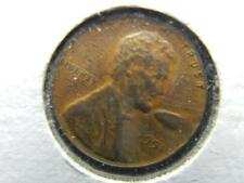 1951 Error Lincoln Wheat Cent - Looks Like A Bullet Lot 34G