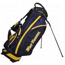 Team Golf West Virginia Mountaineers Collegiate Stand Golf Bag