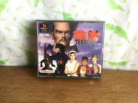 Sony Playstation Game - Tekken 2 - PS1 PSone - T4
