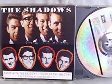 Dance with The Shadows/ The Sound of The Shadows- EMI 1991- Made in U.K.