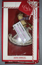 Lenox 2019 Winnie the Pooh Baby's 1st Christmas Ornament (Disney Collection)
