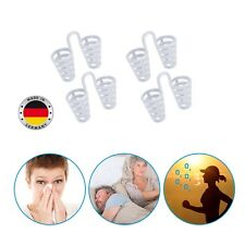 Schnarchspirale Made in Germany 4x Verbesserung SchnarchStopper gegen Schnarchen