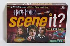 Scene It? Harry Potter 1st Edition by Screen Life 2005 Complete DVD Game EUC