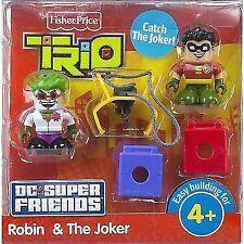 Fisher-Price Action Figures The Joker