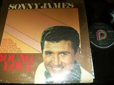 Sonny james-young love-lp-pickwick-3594 nm
