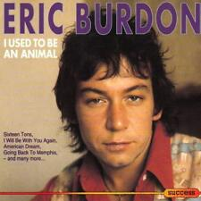 ERIC BURDON - I Used To Be An Animal (CD 1993) UK Release EXC-NM
