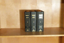 Products Liability Frumer Friedman Leather Law Books Set Lot 3 Library Vtg Old