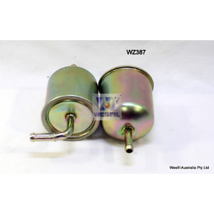 WESFIL FUEL FILTER FOR NISSAN SKYLINE GTR BNR32 RB26DETT 2.6 TWIN TURBO 89-94