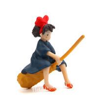 Studio Ghibli Anime Kiki's Delivery Service Kiki DIY Figure Model Toys Kids 6cm