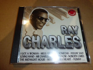 RAY CHARLES  I GOT A WOMAN / CD 18 Titres 2005