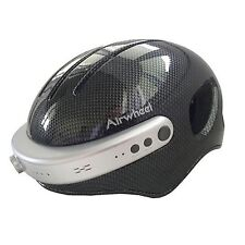 Airwheel C5 Smart Helmet HD Camera Wifi Bluetooth Headphone Black XL Carbon Gray