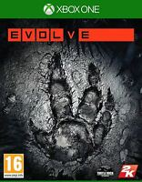 Evolve Xbox One Game with Monster Expansion Pack - New & Sealed