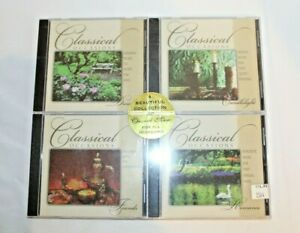 Classical Occasions A Beautiful Collection of Classical Music 4 Disc Set New