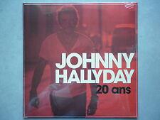 Johnny Hallyday vinyle 25cm 20 Ans / Prière Pour Un Ami