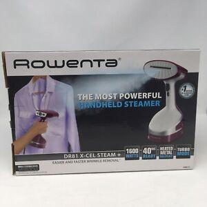 Rowenta DR81 X-Cel Steam+ Handheld Steamer