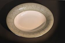 "Wedgwood Kenilworth Oval Vegetable Bowl 10""  -Excellent!"