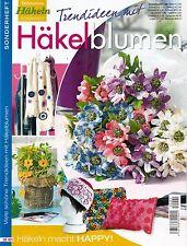 Häkelheft:  DE 421 SH Schöne Trendideen mit Häkelblumen