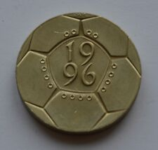 1996 European Football Championship Large Old Style £2 Two Pound Coin
