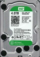 "WD - Western Digital 4TB 5900RPM 3.5"" SATA 6Gb/s Desktop Hard Drive (USED/TESTED"