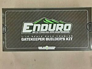 Element RC Enduro Gatekeeper 1/10 Rock Crawler Builders Kit 40110 Brand New!!