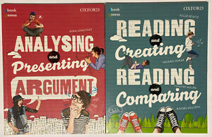 [2 Like New] Oxford Analysing And Presenting Argument Reading Creating Comparing