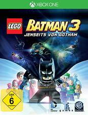 LEGO Batman 3-al di là di Gotham (Microsoft Xbox One, 2014, DVD-BOX)