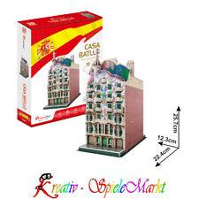 Cubic Fun 3D Puzzle Fuji Fishing Harbor Hafen Taiwan Puzzles & Geduldspiele