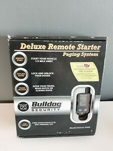 Bulldog Security: 2 Way Remote Starter Deluxe, 500B DIY - Keyless Entry