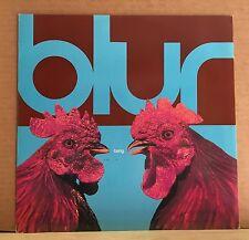 "BLUR Bang 1991 UK 4-track 12"" Vinyl Single EXCELLENT CONDITION   A"