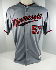 402619acc1edb1 Ryan Pressly GAME USED JERSEY All Star Minnesota Twins Baseball Houston  Astros