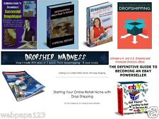 22 Dropshipping eBooks, Dropshipping List and eBay Advise and help (eBook-PDF)