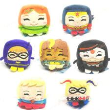 "Full Set of 7 DC Super Hero Girls Kawaii Cubes Wish Factory 2"" New W/ Tags"
