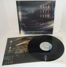 "RAIN TREE CROW [Japan] BLACKWATER 1991 VIRGIN UK 3-TRACK 12"" w/art print in P/S"