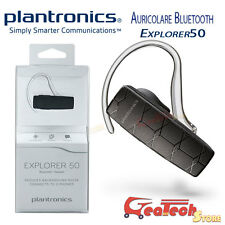 Auricolare Bluetooth 3.0 Plantronics EXPLORER 50 Multipoint  per iPhone 5 5S SE