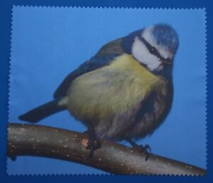 Glass cleaning cloths with animal photography designs