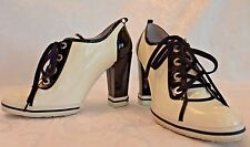 Dolce&Gabbana Block Heel Tennis Shoes