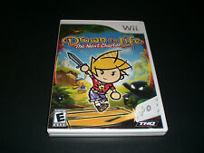 Drawn to Life: The Next Chapter (Nintendo Wii) Great Condition