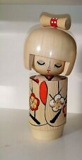 Kokeshi doll bambola tradizionale giapponese  legno Japan