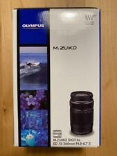Olympus M.Zuiko Digital ED 75-300mm f/4.8-6.7 II ED Telephoto Lens JAPAN